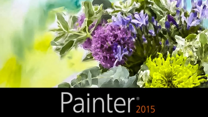 Painter 2015 Smart Photo Painting Tools