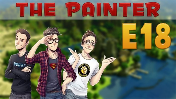 The Painter E18 – Una conta altissima! con St3pny e Vegas