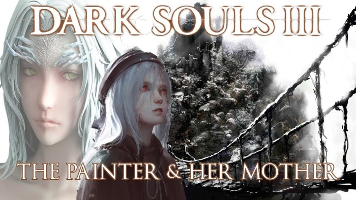 Dark Souls 3 Lore: The Painter and Her Mother