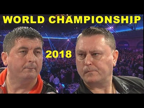 Suljović v Painter (R1) 2018 World Championship