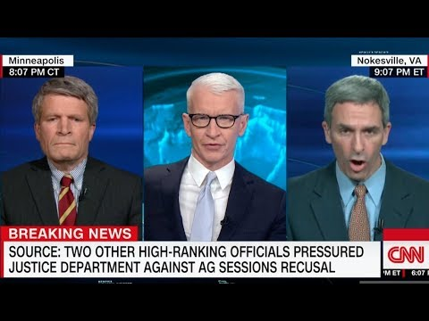 """THAT'S JUST WRONG!!!"" Professor Richard Painter SCHOOLS Republican Ken Cuccinelli on Trump & Russia"